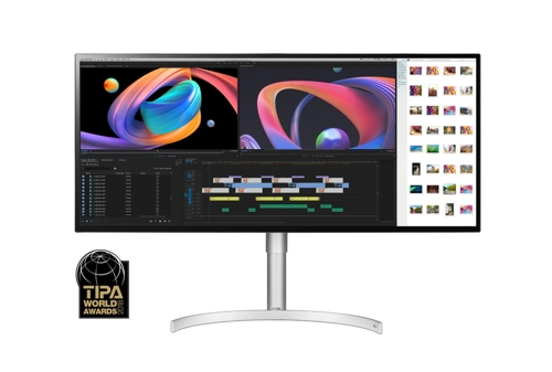 LG's 21:9 aspect ratio monitor named best product by TIPA