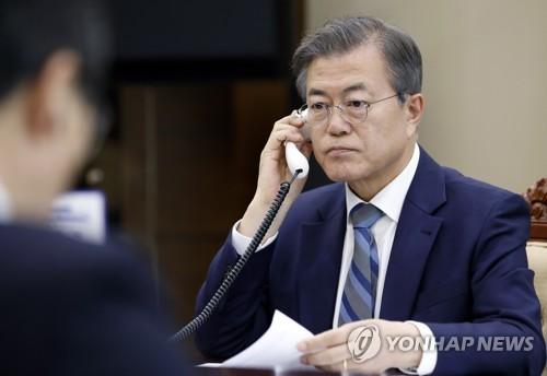 (LEAD) Abe expresses hope for Japan-N. Korea talks after inter-Korean summit