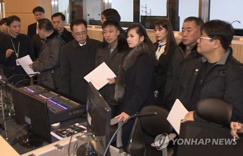 PyeongChang 2018 : la Corée du Nord choisit deux lieux de concert en Corée du Sud