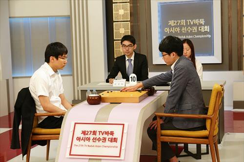 -바둑- 박정환, 이동훈 꺾고 TV아시아 결승 진출