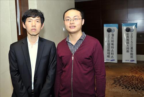 <바둑> 중국 팬들의 영원한 우상 '돌부처' 이창호