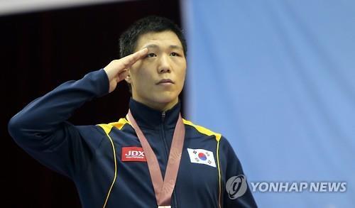 -세계군인체육- '금빛 폭발' 한국, 금메달 7개 펑펑…종합 4위 확정