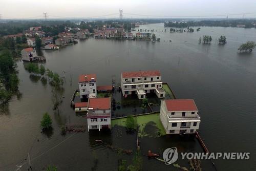 中허베이성 사망·실종자만 240명…피해규모 '눈덩이'(종합)