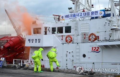 위험물 선박 적재한 차량 운전자도 안전교육 의무화