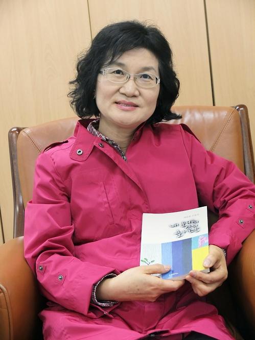 <사람들> 남촌문학상 수필부문 수상 캐나다 문인 백복현 씨