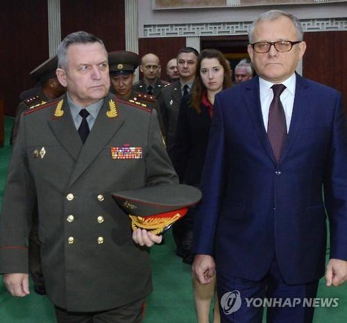 """北 외무부상 """"러시아와 우호 관계 어떤 변화에도 지속될 것"""""""