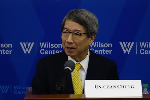 """정운찬 """"북한, 정권 대신 시스템 교체에 집중해야"""""""