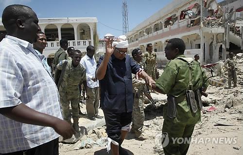 IS 연계 무장단체, 아덴만 접한 소말리아 항구도시 장악