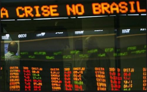 브라질 경제 침체 길어지며 지하경제 규모 지속 확대