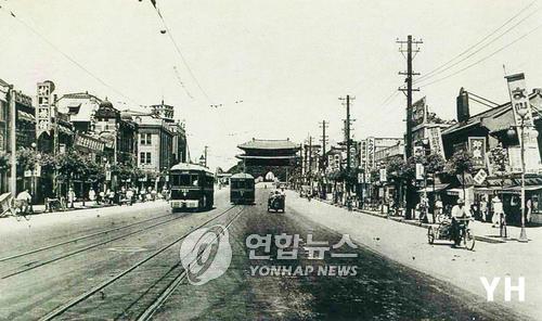 일제의 도시계획이 서울에 미친 영향은