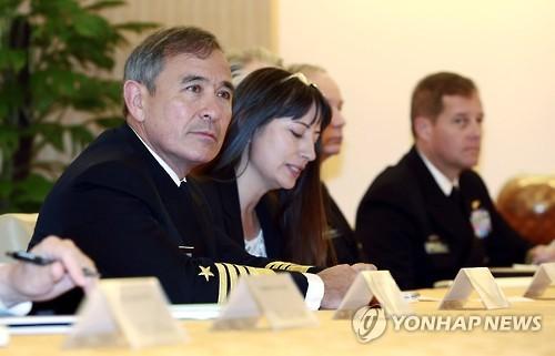 """美 태평양사령관 """"아시아판 나토 가능하지 않아"""""""