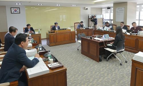 충남창조경제혁신센터 예산삭감 없이 도의회 상임위 통과