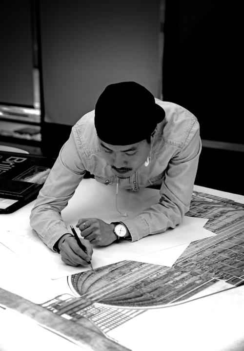 건축가 남윤일 프랑스 유명 국제건축전 1위
