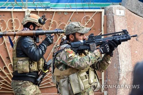 이라크군, 모술 동부 빠르게 장악…모술대학 대부분 탈환