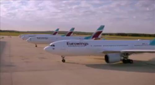 독일 여객기, 폭파 위협에 쿠웨이트에 비상착륙