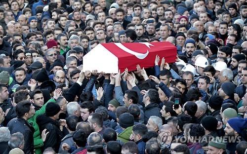 터키서 中 위구르족 클럽테러 용의자 2명 체포