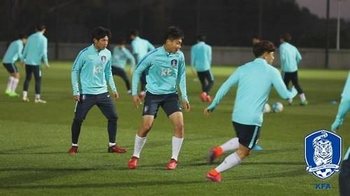 U-20 축구대표팀 '생존경쟁' 시작…22일 첫 시험대