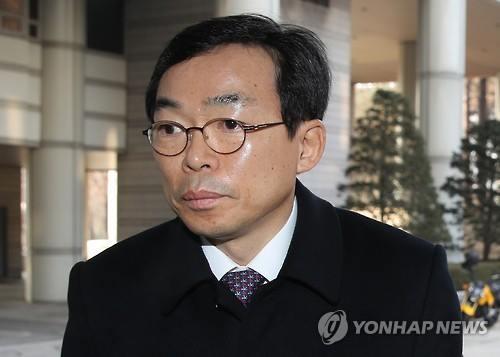 """""""안종범, 국감·검찰 수사 허위진술 지시…'잘했다' 칭찬""""(종합)"""