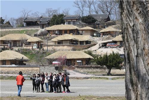 """세계문화유산 경주 양동마을에 불…""""피해 없어""""(종합2보)"""