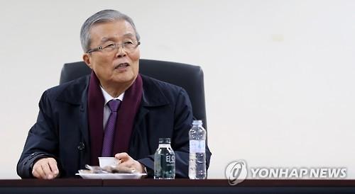 """김종인 """"대선주자 중 경제민주화 이끌 지도자 없어"""""""