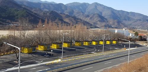 새 단장 '하동 배 직판장' 개장…무질서한 가판대 철거