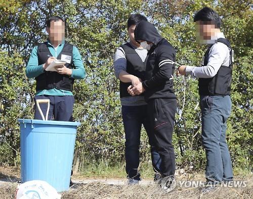 동거녀 살해한 뒤 범행 은폐하려 '콘크리트 암매장'…징역 5년(종합)