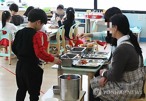 서울 어린이집 상반기 친환경 급식 도입…2019년 시내 전역으로