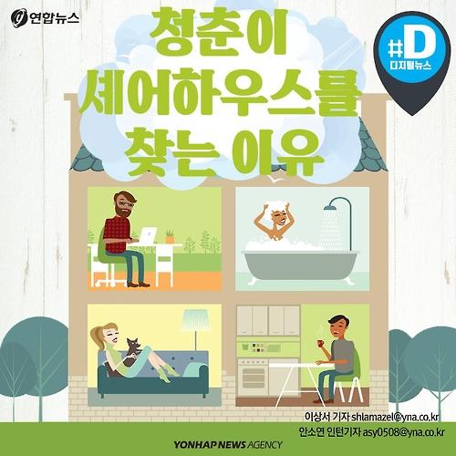 [카드뉴스] '공유합니다~' 공간도, 비용도, 안전도