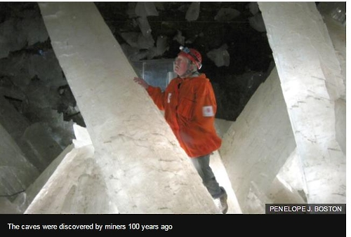 "NASA 연구진, 동굴서 발견된 미생물들 ""5만년만에"" 소생"