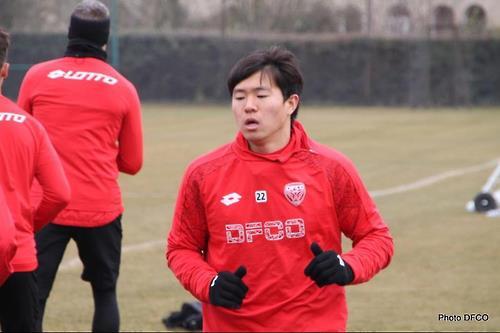 권창훈, 프랑스 리그앙 데뷔…디종은 2-4 역전패