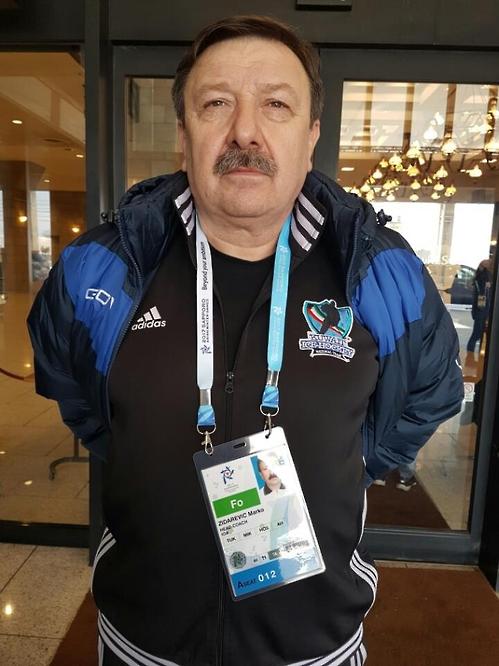 [아시안게임] 쿠웨이트도 아이스하키를…세르비아 출신 감독이 지도