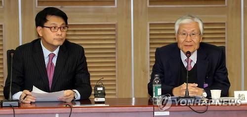 윤상현, 릴레이 토론회로 '탄핵반대' 여론몰이
