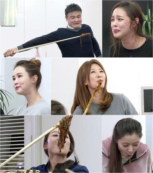 '하숙집딸들' 첫 손님 박중훈 험난한 입주기…'짜장 먹방'