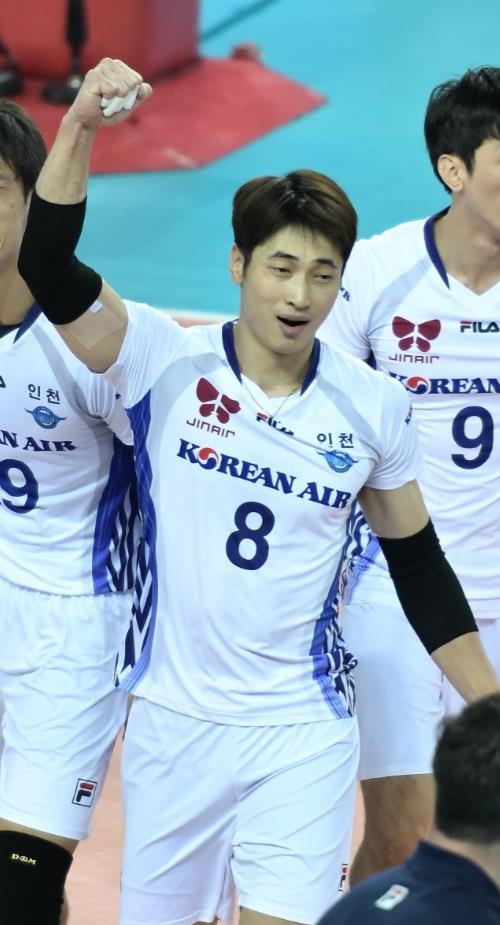 김학민·이고은, 프로배구 V리그 5라운드 MVP