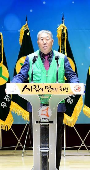"""""""수원 군공항 이전은 지역퇴보 초래…끝까지 싸울 것"""""""