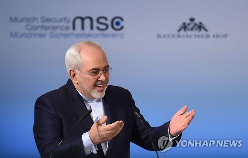 """이란 외무 """"핵무기 '영원히' 안 만들 것"""""""