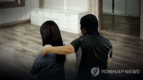 아들 여자친구 성추행 40대 항소심서 '집행유예→실형'