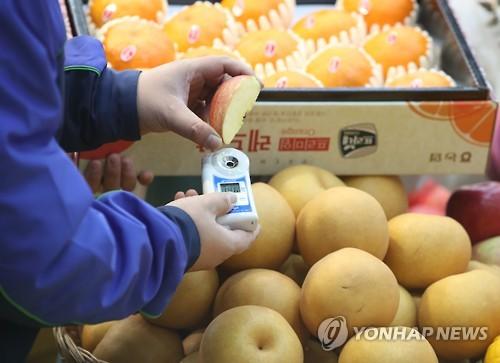 과일 안 팔린다…쌓이는 재고에 소비촉진 안간힘