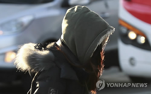봄 시샘하는 추위…충북 5개 시·군 한파주의보