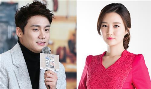 방송인 오상진, MBC 김소영 아나운서와 4월 결혼