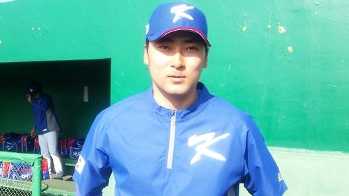 """'대표팀 합류' 임창민 """"상대가 제 사정 봐주지 않으니까요"""""""