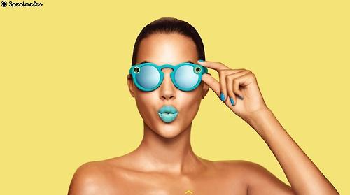 스냅챗 '동영상 찍는 선글라스' 미국서 온라인 판매