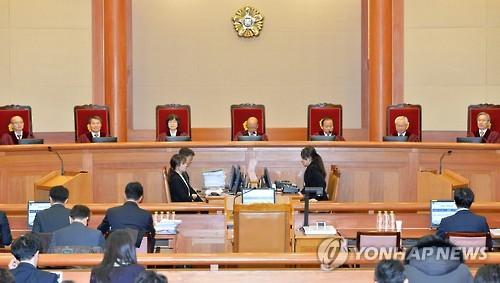"""""""이런 일 또 없도록""""…개헌특위, '예비 헌법재판관' 도입 공감대"""