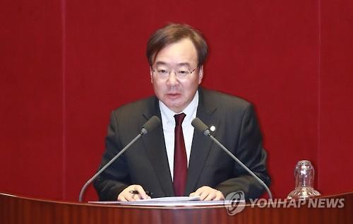 강효상, 4차 산업혁명시대 담당 행정기관 설치법 발의