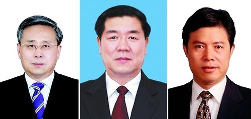 """""""중국, 지도부 개편 앞두고 경제팀 물갈이""""(종합)"""