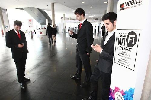 KT, 스페인 MWC 행사장에 자동 접속 와이파이 제공
