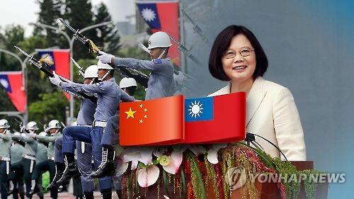 中의 '쌍권총'…韓엔 사드보복, 대만엔 '무더기 수입불허' 제재