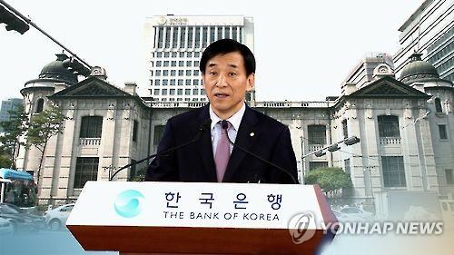 이주열 한국은행 총재, 17∼20일 G20·BIS회의 참석