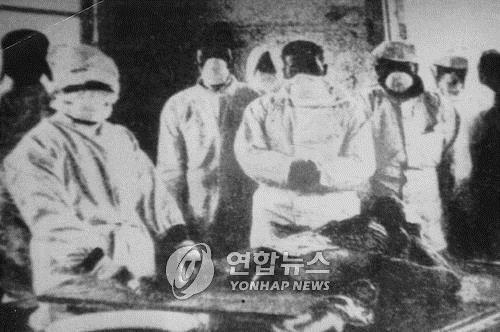 """""""日731부대 범죄증거 기록 유네스코 등재하자"""" 中 양회서 건의"""