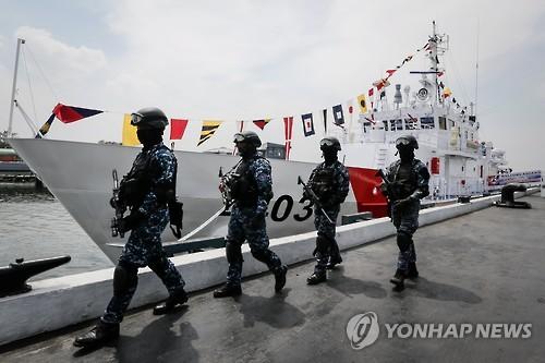 中·필리핀 해양협력 가시화…8월 해경 첫 합동훈련